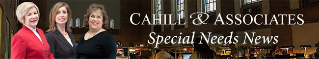 Cahill and Associates email header image